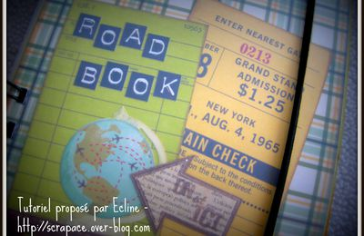 Tutoriel * Road Book *