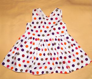 Robe fillette 1