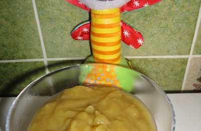 Compote pomme - cannelle