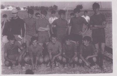 Equipos badolatoseños de Futbol