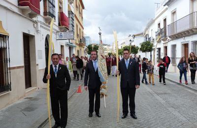 Domingo de Ramos en Badolatosa 24-03-2013