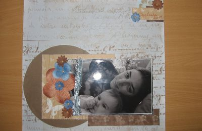 Petite page Shabby