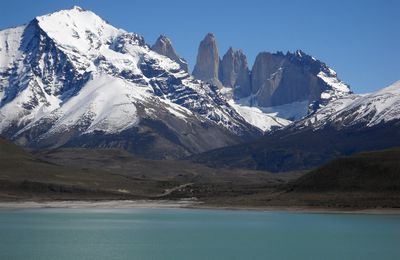 A travers le Parc national Torres del Paine
