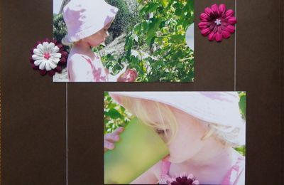 Mimie......au jardin !!