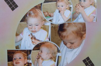 Mimie......chocolat !!