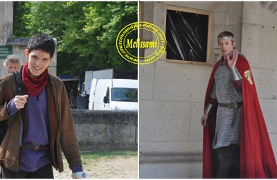 Filming of Merlin Season 4 at Chateau Pierrefonds