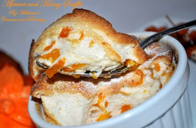 Apricot and Honey Souffle