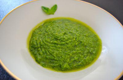 Pesto maison (par Anne-Laure)