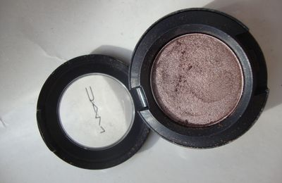 Acquisition MAC : Satin Taupe - Frost