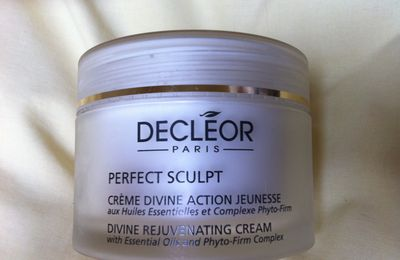 Luxe en pot : Perfect Sculpt - Crème divine - DECLEOR