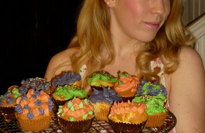 Cupcakes Party !!