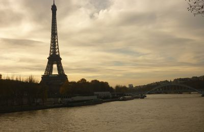 Paris under the Sun