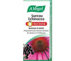 Hot Drink Sureau-Echinacea