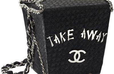 Le take-away sac de Chanel