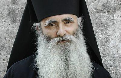 Le père Gérasime ou la majesté du simple.