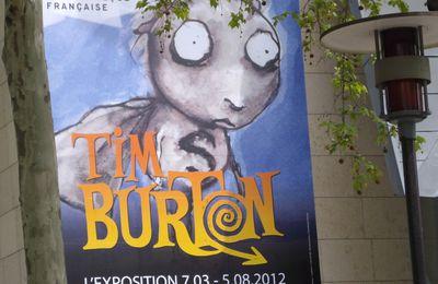 L'exposition Tim Burton
