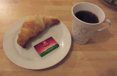 petit dejeuner ...