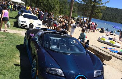 Bugatti au Sun Valley Road Rally 2014 - Partie 2