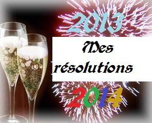 Les résolutions de ce début d'année?