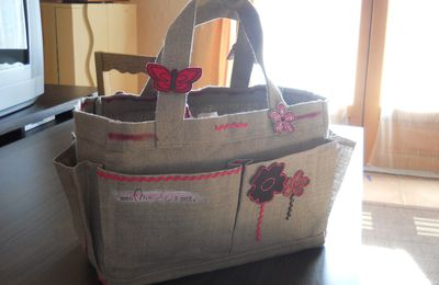 Tote version Dame de Kit
