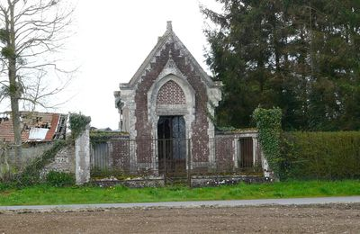 Chapelle d'Infray