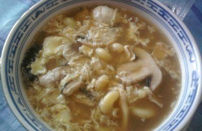 La soupe aux oeufs
