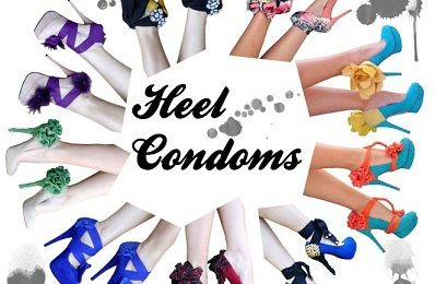 Customiser ses escarpins avec le Heel Condom