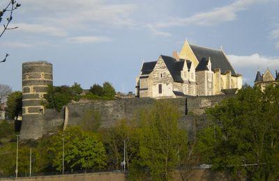 Balade à Angers (2), le château