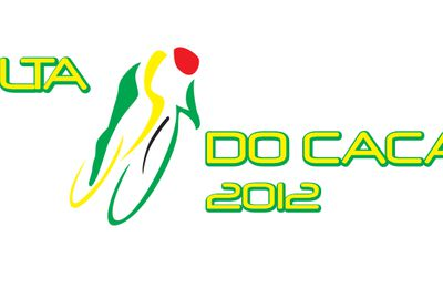 Logotipo da Volta do cacau 2012