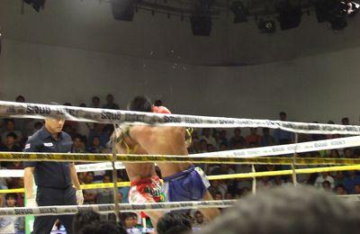 Donde ver Muay Thai gratis en Bangkok