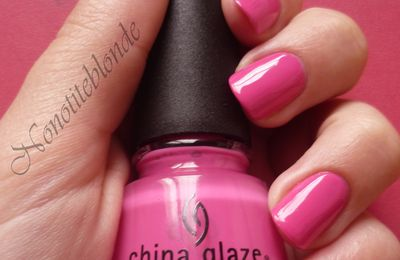 Rich and Famous de China Glaze.