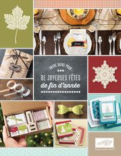 CATALOGUE AUTOMNE/HIVER STAMPIN'UP!
