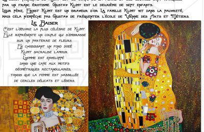 Suite Art Nouveau: Application Klimt