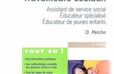 Guide Prépa, concours d'entrée Travailleurs Sociaux