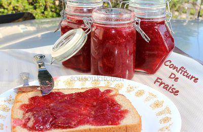 Strawberry Jam مربى الفراولة