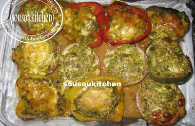 Stuffed vegetables خضر محشية