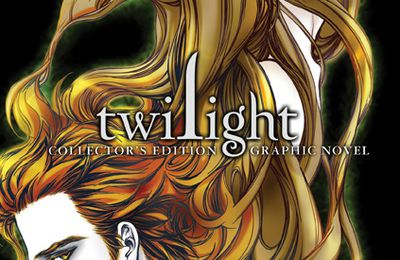 Twilight: The Graphic Novel Collector's Edition !