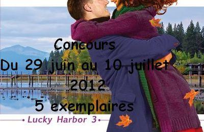 [Résultats]Concours : 5 exemplaires de Lucky Harbor - Tome 3 : Eperdument de Jill Shalvis à gagner !