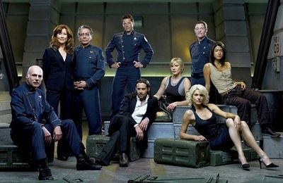 Battlestar Galactica - série