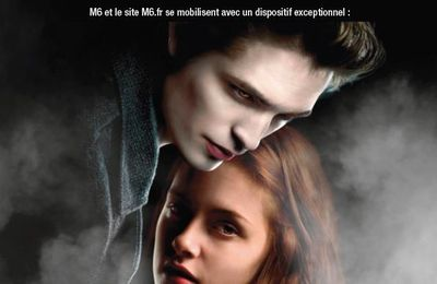 Twilight Fascination sur M6 le 14 novembre 2011 !