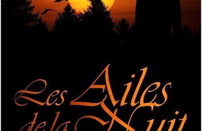 Roman - Les Ailes de la Nuit - Tome 1 La Couleur du Sang