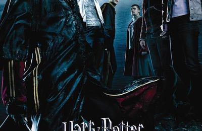 Harry Potter et la coupe de feu (le film) de Mike Newell