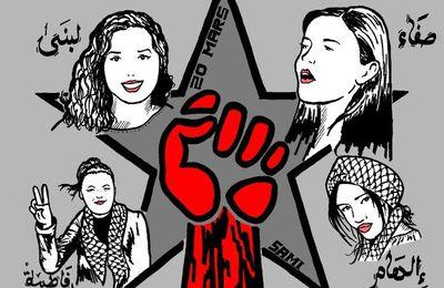 """""""S'organiser contre la répression!"""", notre intervention"""