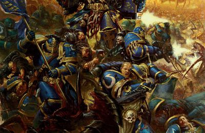 Codex Primarques - Roboute Guilliman