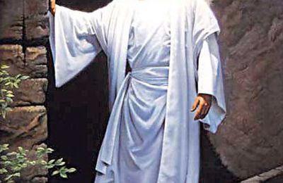 Alléluia, Christ est ressucité