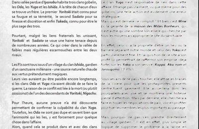 Work In Progress : La Maison des Mille Bonheurs (DDP)