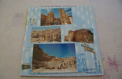 Pages sur la Jordanie : PETRA suite