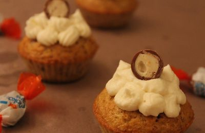 Cupcakes aux Schoko-bons