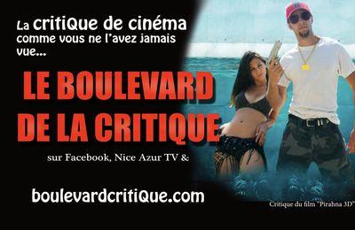 """Nouveaux """"Boulevard de la critique"""""""