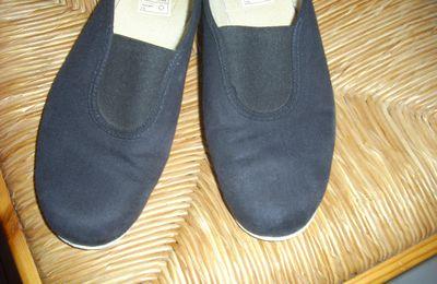 Mes chaussures pour la mam